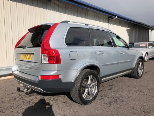 2008 57 VOLVO XC90 2.4 D5 SE SPORT AWD AUTO 185 BHP 4X4 SOLD (picture 3 of 6)