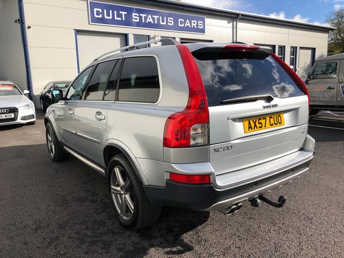 2008 57 VOLVO XC90 2.4 D5 SE SPORT AWD AUTO 185 BHP 4X4 SOLD (picture 4 of 6)