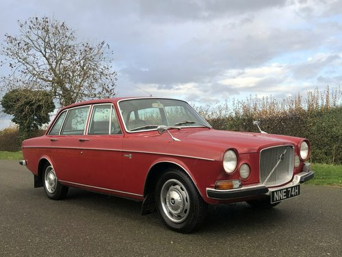 1969 Volvo 164 3 Litre Manual SOLD (picture 3 of 6)