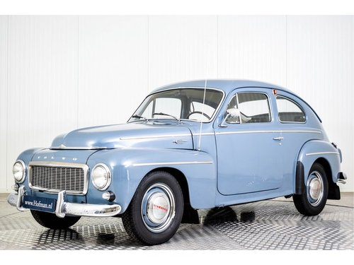 1959 Volvo PV544 For Sale (picture 1 of 6)