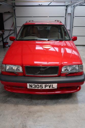 VOLVO 850R 1996 Estate Auto 69k Full Service Log SOLD (picture 2 of 6)