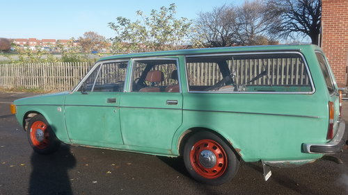 1972 volvo 145 estate ( rat look ) For Sale (picture 2 of 6)