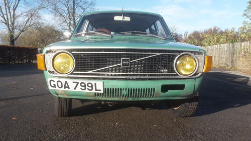 1972 volvo 145 estate ( rat look ) For Sale (picture 3 of 6)