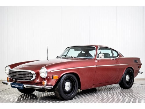 1970 Volvo P1800 P1800E Overdrive B20 For Sale (picture 1 of 6)