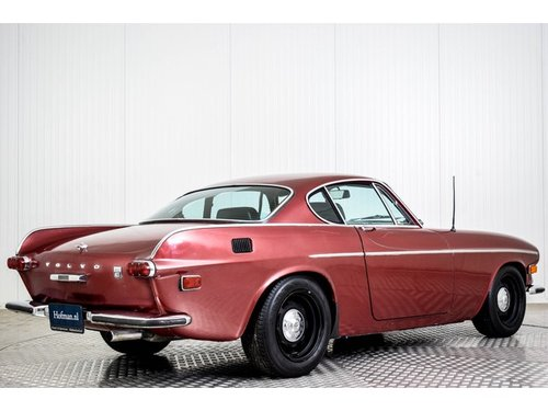 1970 Volvo P1800 P1800E Overdrive B20 For Sale (picture 2 of 6)