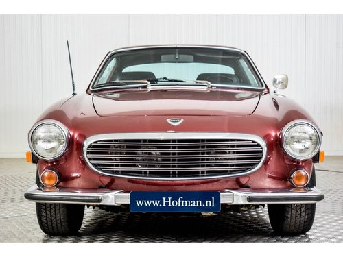 1970 Volvo P1800 P1800E Overdrive B20 For Sale (picture 3 of 6)
