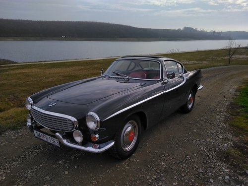 Volvo p1800 1963, rhd For Sale (picture 1 of 6)