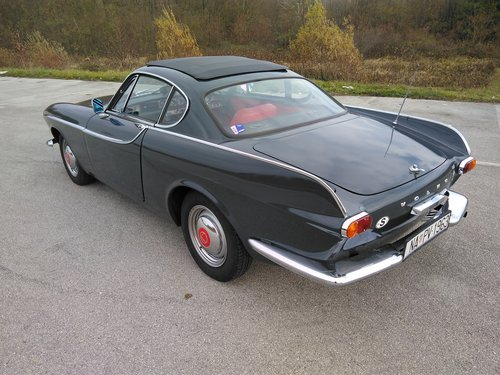 Volvo p1800 1963, rhd For Sale (picture 4 of 6)
