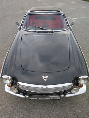 Volvo p1800 1963, rhd For Sale (picture 3 of 6)