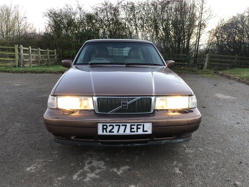 Volvo V90, 3L Petrol 1997 For Sale (picture 1 of 6)