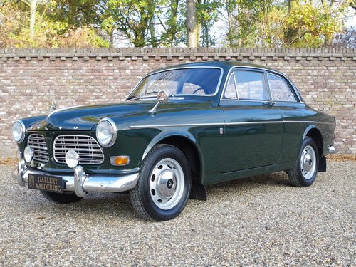 1967 Volvo Amazon 123GT long-term ownership 50 yrs! completely re For Sale (picture 1 of 6)
