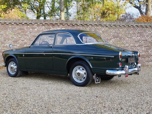 1967 Volvo Amazon 123GT long-term ownership 50 yrs! completely re For Sale (picture 2 of 6)