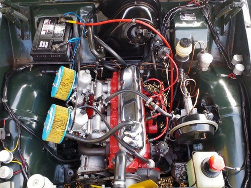 1967 Volvo Amazon 123GT long-term ownership 50 yrs! completely re For Sale (picture 4 of 6)