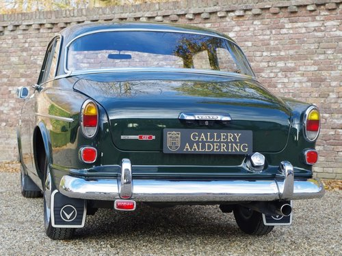 1967 Volvo Amazon 123GT long-term ownership 50 yrs! completely re For Sale (picture 5 of 6)