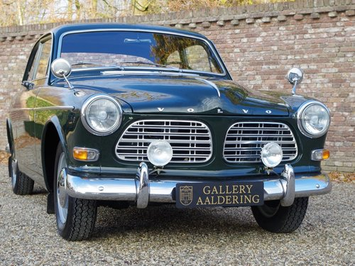 1967 Volvo Amazon 123GT long-term ownership 50 yrs! completely re For Sale (picture 6 of 6)