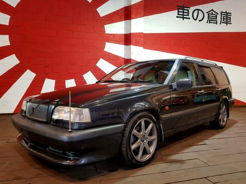 1996 VOLVO 850 R ESTATE RARE MODERN CLASSIC 2.3 AUTOMATIC  For Sale (picture 1 of 6)