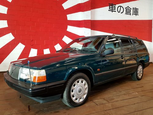 1997 MODERN CLASSIC VOLVO 940 ESTATE 2.3 AUTO* ONLY 40000 MILES SOLD (picture 1 of 6)
