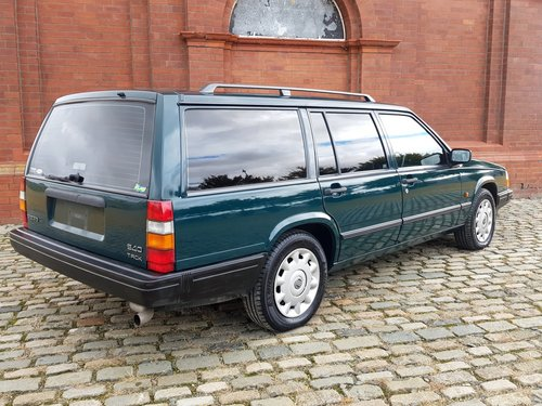 1997 MODERN CLASSIC VOLVO 940 ESTATE 2.3 AUTO* ONLY 40000 MILES SOLD (picture 2 of 6)