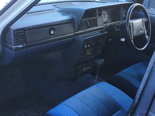 1988 VOLVO 240 GLT 2.3 AUTO ONLY 81,000 MILES! For Sale (picture 5 of 6)