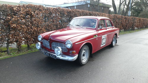 1965 Volvo Amazon 122s Historic Rally Car  SOLD (picture 1 of 6)