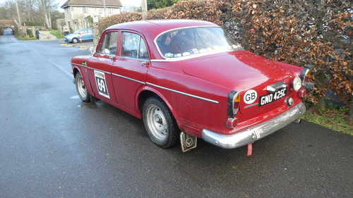 1965 Volvo Amazon 122s Historic Rally Car  SOLD (picture 2 of 6)