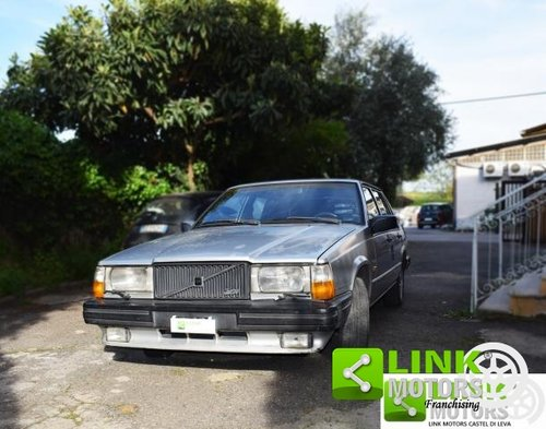 1985 Volvo Serie 700 2.0i Turbo Intercooler SW + GPL For Sale (picture 1 of 6)