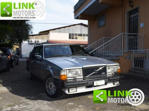1985 Volvo Serie 700 2.0i Turbo Intercooler SW + GPL For Sale (picture 2 of 6)