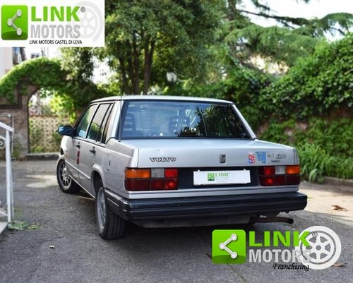 1985 Volvo Serie 700 2.0i Turbo Intercooler SW + GPL For Sale (picture 3 of 6)