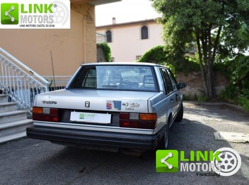 1985 Volvo Serie 700 2.0i Turbo Intercooler SW + GPL For Sale (picture 4 of 6)