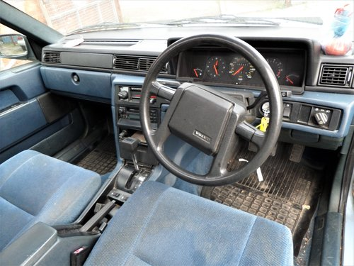 1989 VOLVO 740 SE AUTO 1 OWNER LOTS OF HISTORY SOLD (picture 2 of 6)