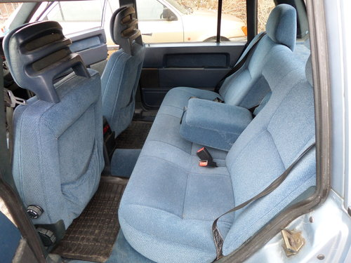 1989 VOLVO 740 SE AUTO 1 OWNER LOTS OF HISTORY SOLD (picture 6 of 6)