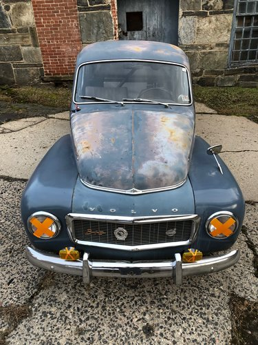 1962 Volvo PV544 Vintage Race Car For Sale (picture 1 of 6)