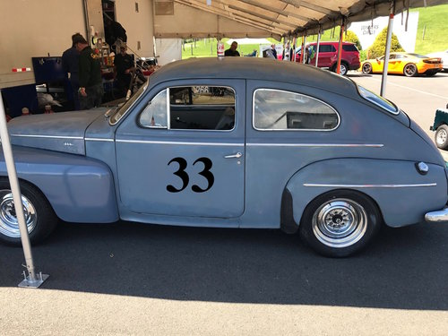 1962 Volvo PV544 Vintage Race Car For Sale (picture 2 of 6)