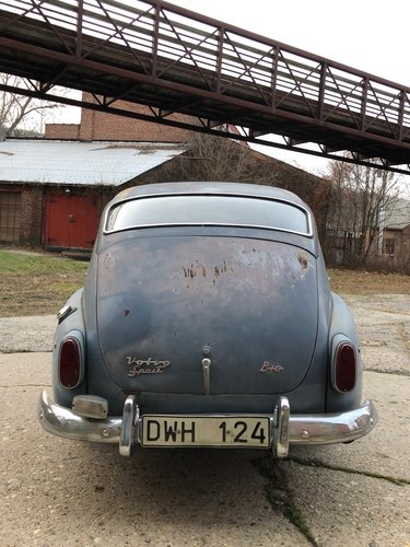 1962 Volvo PV544 Vintage Race Car For Sale (picture 6 of 6)