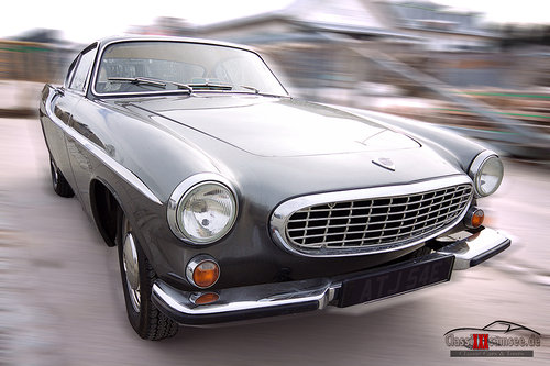 1967 Stylish Volvo P 1800s  For Sale (picture 2 of 6)