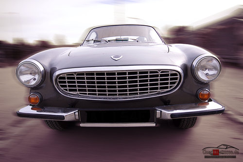 1967 Stylish Volvo P 1800s  For Sale (picture 3 of 6)