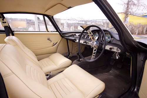 1967 Stylish Volvo P 1800s  For Sale (picture 4 of 6)