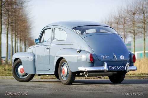 1964 Volvo PV544 (B18)  LHD For Sale (picture 5 of 6)
