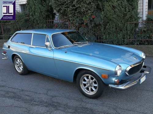 TOTALLY RESTORED 1973 VOLVO P1800ES For Sale (picture 1 of 6)