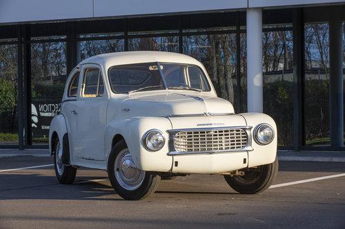 Very unique and rare 1956 Volvo PV444 California For Sale (picture 1 of 6)