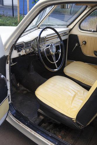 Very unique and rare 1956 Volvo PV444 California For Sale (picture 2 of 6)