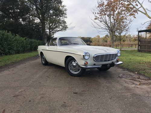 1968 Volvo P1800 S Coupe For Sale (picture 1 of 6)