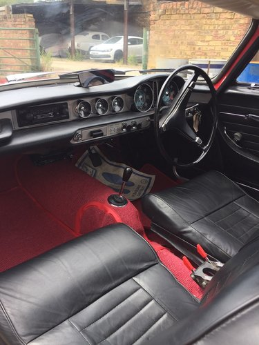 1969 Volvo P1800s Complete Restoration RHD For Sale (picture 3 of 6)