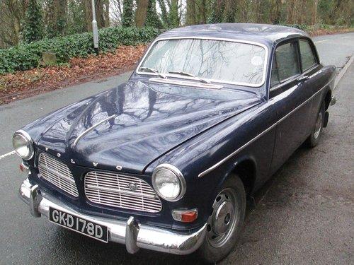 1966 Volvo 131 2 door amazon For Sale (picture 1 of 6)