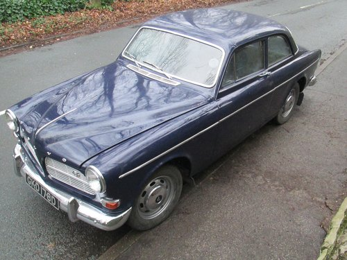 1966 Volvo 131 2 door amazon For Sale (picture 2 of 6)