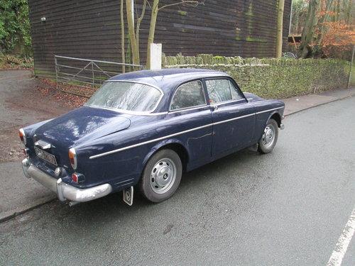 1966 Volvo 131 2 door amazon For Sale (picture 3 of 6)
