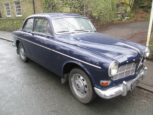 1966 Volvo 131 2 door amazon For Sale (picture 4 of 6)