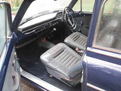 1966 Volvo 131 2 door amazon For Sale (picture 5 of 6)