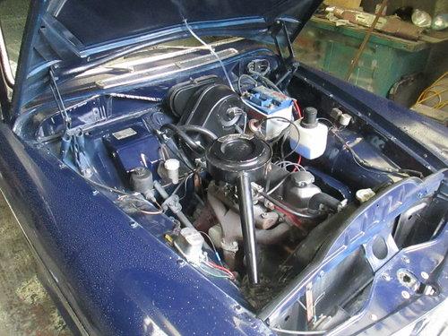 1966 Volvo 131 2 door amazon For Sale (picture 6 of 6)
