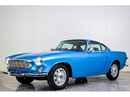 1967 Volvo P1800S Overdrive For Sale (picture 1 of 6)